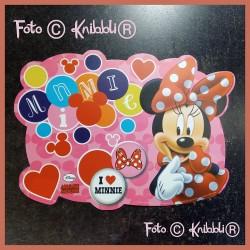 Platzdecke Disney Minnie 001