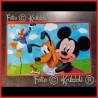 XL 3D Platzdecke Disney Mickey 002