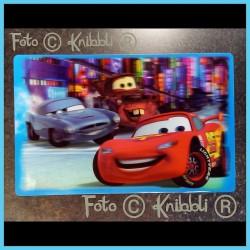 XL 3D Platzdecke Disney Cars 002