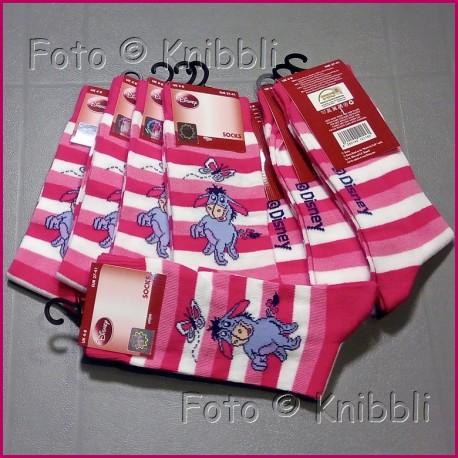 Socke 37-41 Winnie Puuh 008 I-aah