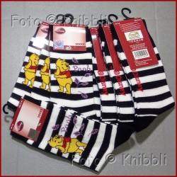 Socke 37-41 Winnie Puuh 009 Pooh