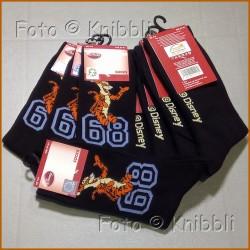 Socke 37-41 Winnie Puuh 010 Tigger