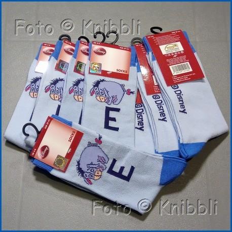 Socke 37-41 Winnie Puuh 012 I-aah