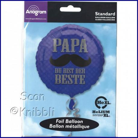 Folienballon für Papa