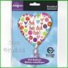 Folienballon für Alle auch für Luftbefüllung
