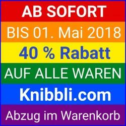 40% Rabatt auf Warenkorb - Shop Aktion vom 27.04. bis 01.05.2018