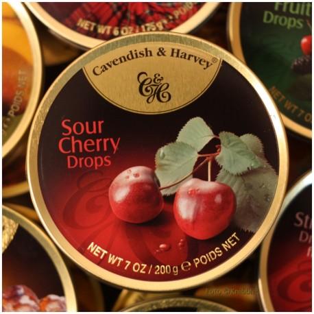 Bonbons Kirschgeschmack - Made in Germany -