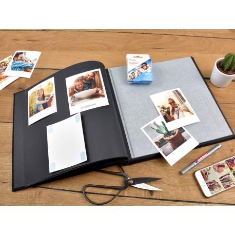Fotoalbum 30x30 im Set mit Zubehör