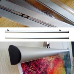 Poster Schienen Aluminium verschiedene Größen