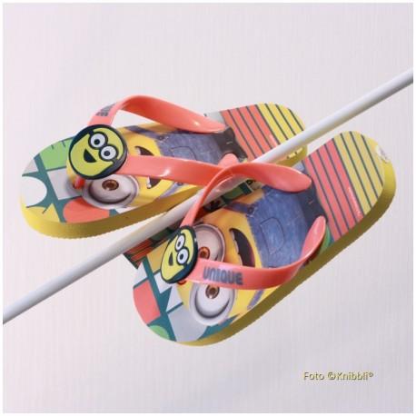 Flip Flops Nr 2 Minions Serie Unique 26-36