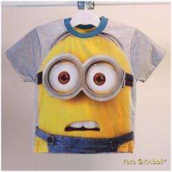 Kinder T-Shirt der Minions ca 3-8 Jahr