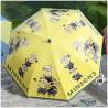 Schirm Minions 2 Gelb Dunkelblau