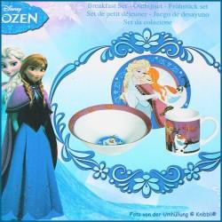 Porzellan Set Frozen Nr 1