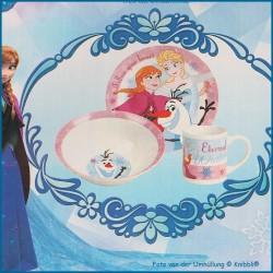 Porzellan Set Frozen Nr 2