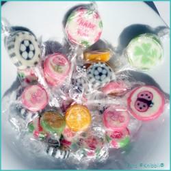 Bonbons und Lollys aus Manufaktur