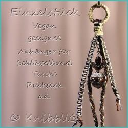 Anhänger Einzelstück Schlüsselanhänger oder für Tasche Rucksack Geldbörse usw.