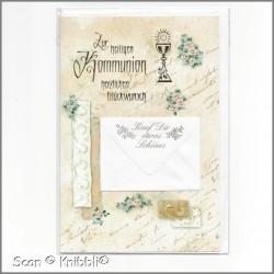 Glückwunschkarte Geldkarte Kommunion 001