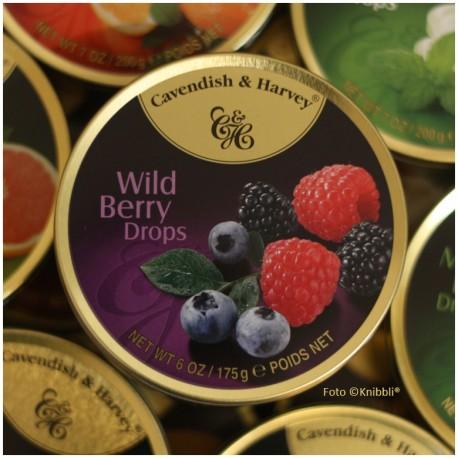 Wilde Beeren Bonbons - Made in Germany -