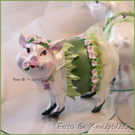Sparschweinchen als bezaubernde Diva 03