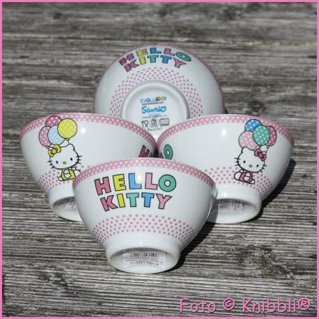 Schüssel Hello Kitty Keramik Prozellan