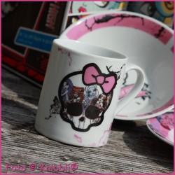 Porzellan Set Minnie Mouse Nr 1