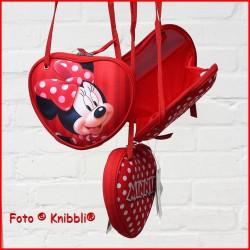 Disney Minnie Mouse Umhängetasche Herz