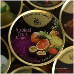 Tropische Frucht Bonbons - Made in Germany -