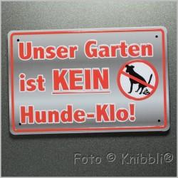 Metall Schild 12,5x19 cm Prägung Spruch 14