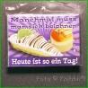 Magnetschild ca 6,5x9 cm Fun Spruch10