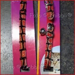 Halsband Tiere mit Elastikband 003