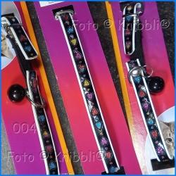Halsband Tiere mit Elastikband 004