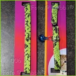 Halsband Tiere mit Elastikband 006
