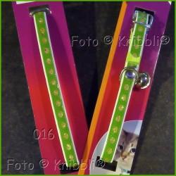 Halsband Tiere mit Elastikband 016