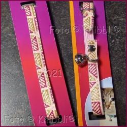 Halsband Tiere mit Elastikband 021