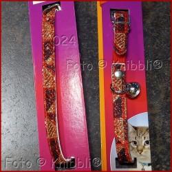 Halsband Tiere mit Elastikband 024