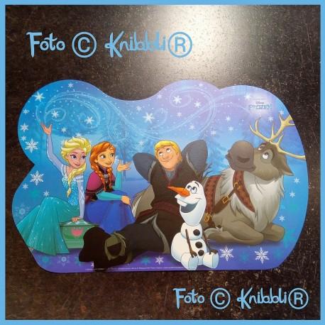 Platzdeckchen Disney Frozen 001